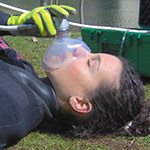 Corsi DAN - Oxygen First Aid For Scuba Diving Injuries